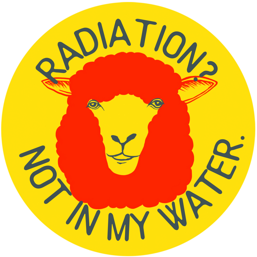 Radiation? Not in my WATER!